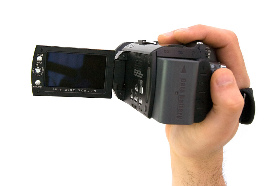 Camcorder is ideal for E-Learning video production