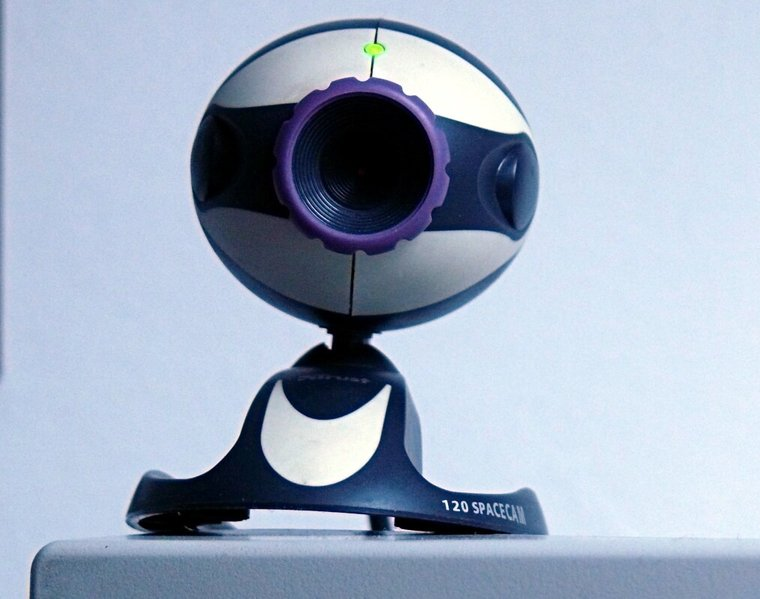 Webcam for E-Learning video production