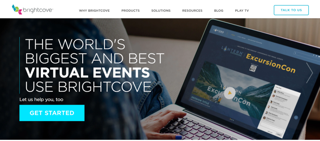 Brightcove Video CMS