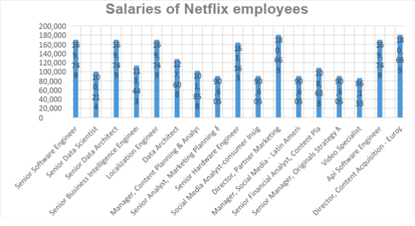 netflix salary details