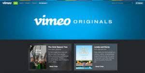 Vimeo course video hosting