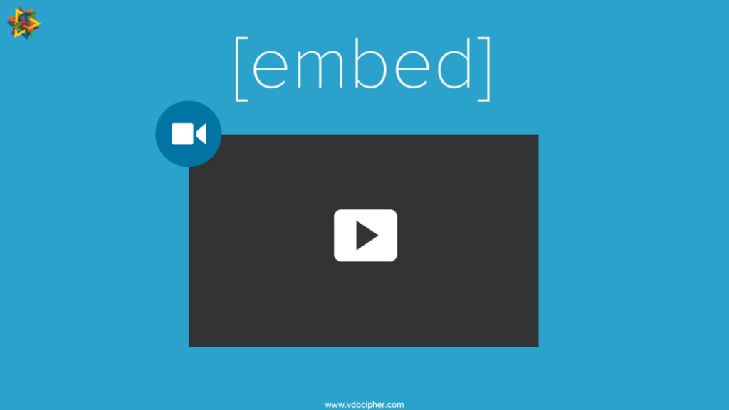 video embedding, how to embed a video