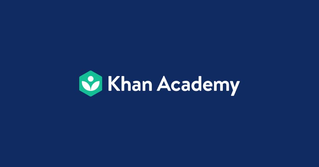 Khan Academy-Online learning platform