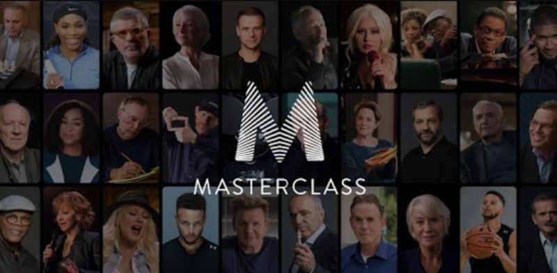 Masterclass-Online learning platform