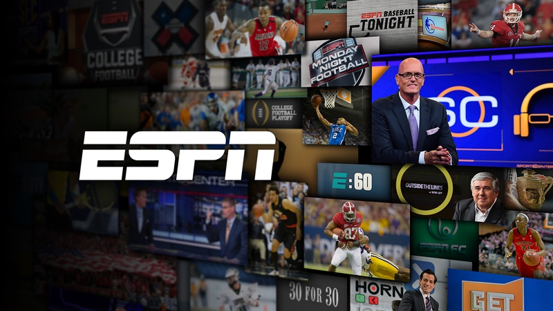 ESPN OTT platforms