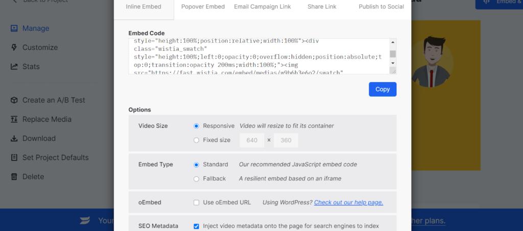 wistia- online vide platform comparison 2