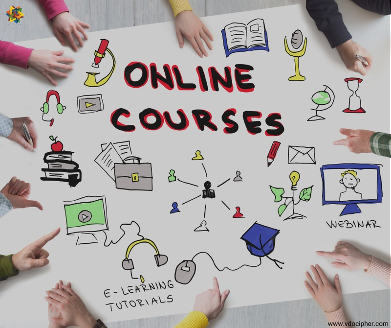Course creation tools