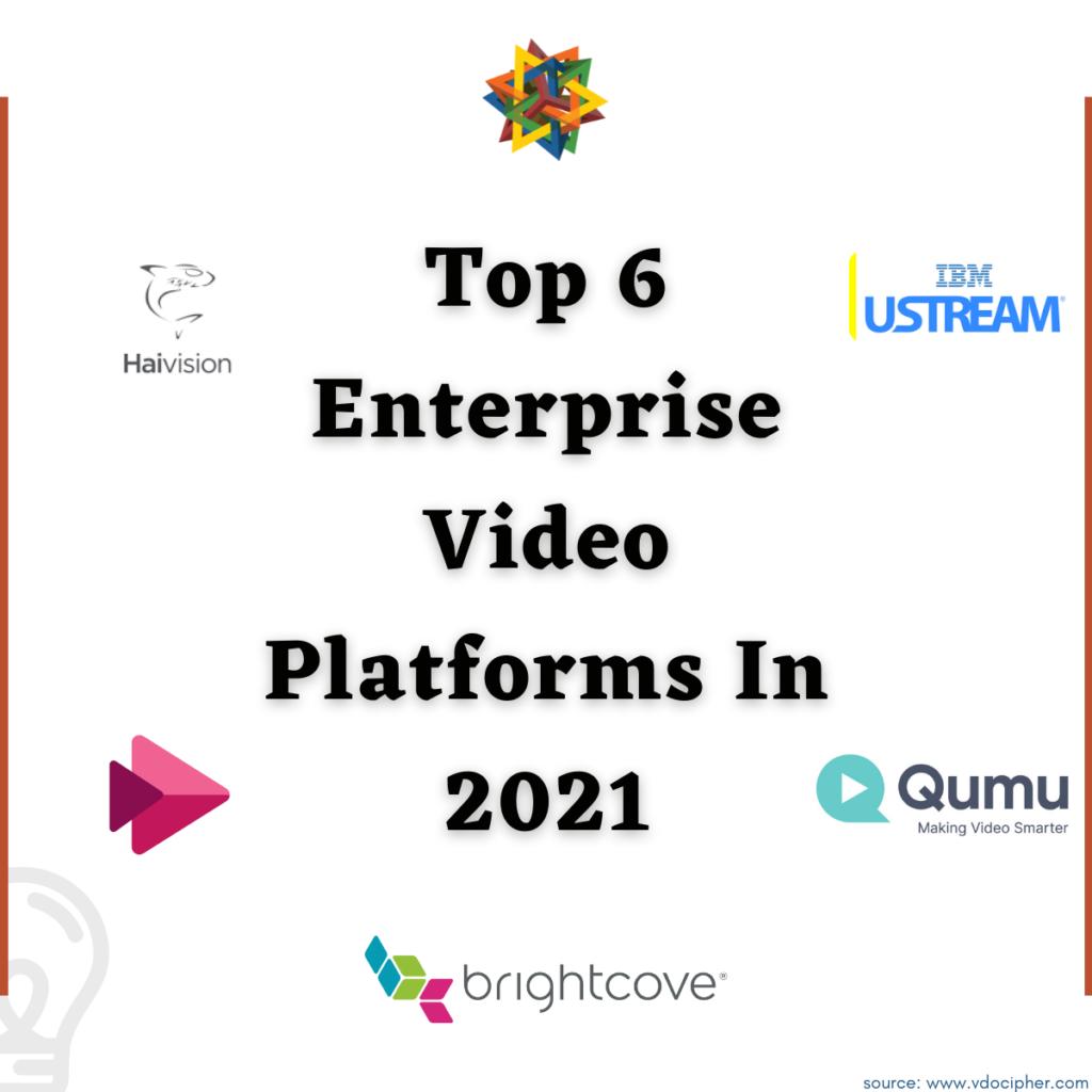 plataformas de vídeos empresariales
